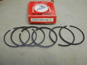 Honda-NOS-CB250-CL250-CD250-Ring-Set-1-00-OS-13051-286-010-T-5