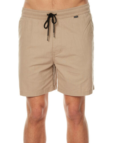 """Hurley Men/'s One and Only Volley Wash 17/"""" Walk Shorts"""