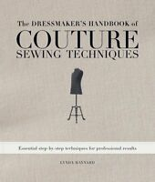 The Dressmaker`s Handbook Of Couture Sewing Techniques: Essential Step-by-step T on sale