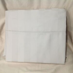Charter Club Damask Stripe Neo Natural Twin 3 Pc Sheet Set 550 Tc Cotton 732998216230 Ebay