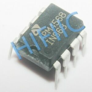 15Pcs APM4550 Dual Enhancement Mode Mosfet Dip8