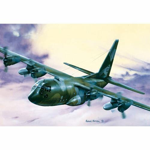 ITALERI C-130 Hercules E/H 015 1:72 Aircraft Model Kit