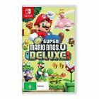 S2 Super Mario Bros U Deluxe Nintendo Switch Opened Road Express