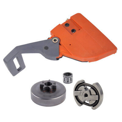 Sprocket Clutch Brake Drum  Handle Kit  for Husqvarna 36 41 136 137 141 142