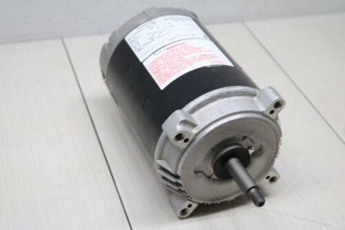 Pool /& Spa Motor 3//4HP 3500RPM 127V 9.39A 60Hz Type C 1PH 48 Frame Hot Tub 48FR