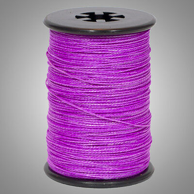 Flo Purple BCY 3D Serving Thread .017 120 Yard Jig Spool Bow String Bowstrings