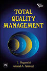 Total Quality Management by L. Suganthi, Anand A. Samuel (Paperback, 2004)