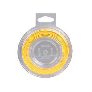 Schrumpfschlauch 3,2mm - 2m - gelb - Schrumpfrate