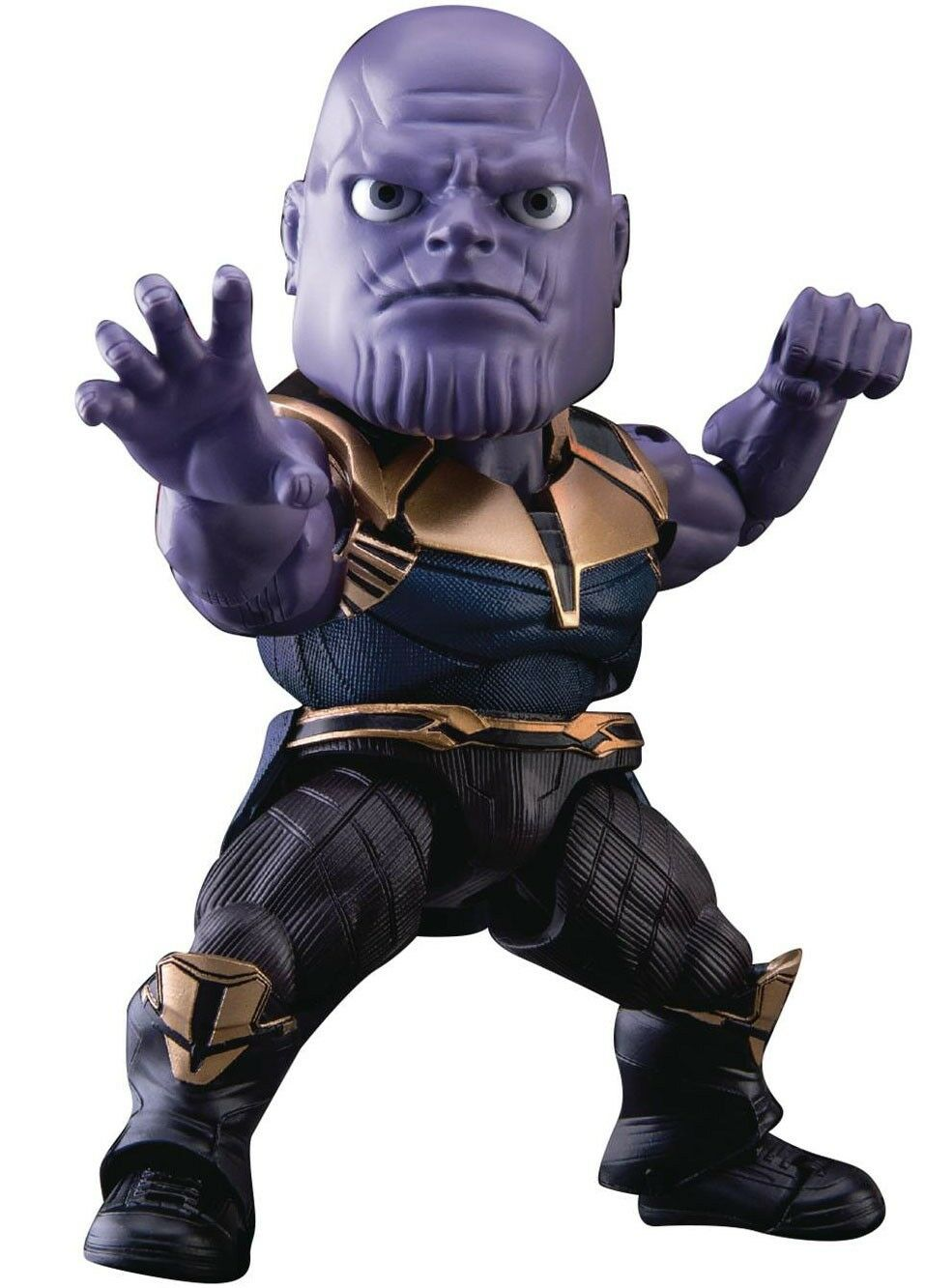 Marvel Avengers  Infinity guerre Egg Attaque Thanos Action Figure EAA-059