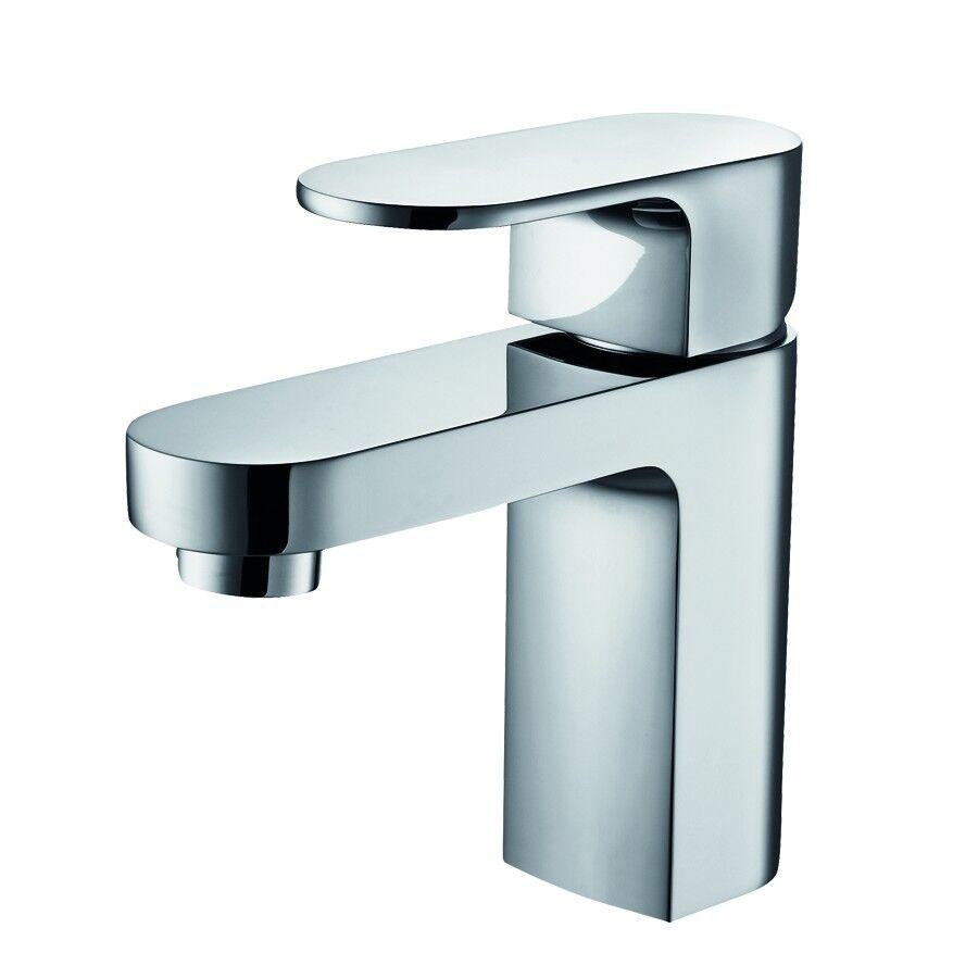 Design Wasserhahn Waschtisch Bad Armatur Badezimmer Gäste-Bad NQ16269C