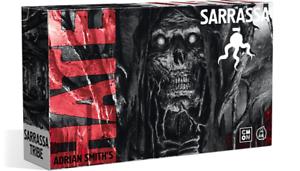 Hate  Tribu de Sarrassa Expansion, Nuevo por CMON, English Edición