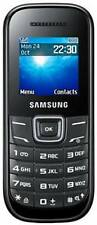 "New SAMSUNG Guru E1200 (Black) Unlocked Single Sim (2G)1.5"" 0MP Camera"