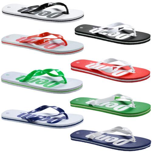 Penn Unisexe Tongs Sandales Été Plage Slides Chaussures Vacances Tongs