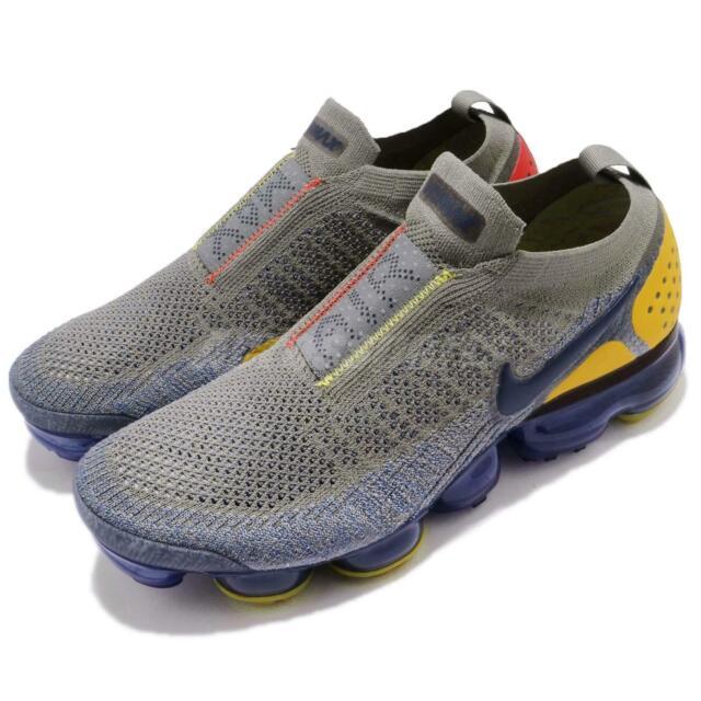 4710990138 Nike Air Vapormax Flyknit MOC Strap Black Multi-color Men Running Ah3397-003  12 for sale online | eBay
