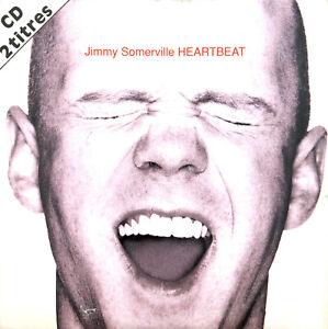 Jimmy-Somerville-CD-Single-Heartbeat-France-VG-VG