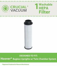 Hoover Windtunnel Washable Bagless Upright Filter 40140201 43611042 Savvy NEW
