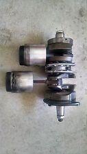 Mercury 402, 40hp Crankshaft, Reed Block, Connecting rods, Piston 4850A3 5220A2