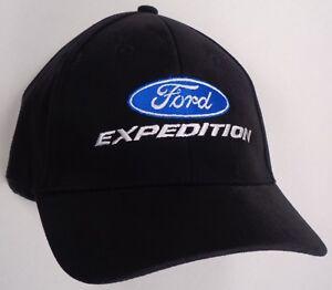 Hat Cap Licensed Ford Expedition Blue HR 165