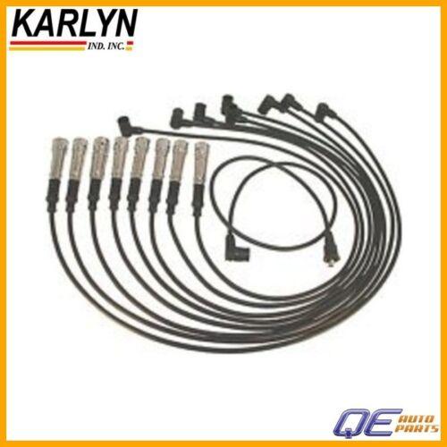 Mercedes R107 W126 380SL 380SLC 500SEC Spark Plug Wire Set Karlyn//STI Q4150029