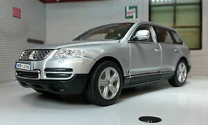 Details about G LGB 1:24 Scale VW Touareg V6 V10 W12 TDi Welly 22452  Detailed Model 2002