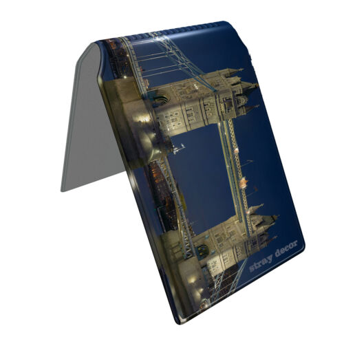 TOWER BRIDGE Stray Decor credito Oyster Card Holder Viaggio BUS PASS