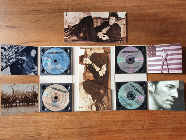 Bruce Springsteen: TRACKS, rock, DELUXE 4 CD bokssæt * Fra…