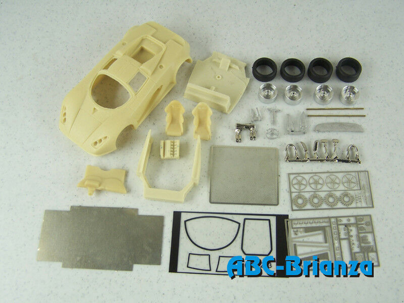 ABC BRIANZA KIT BRK43253 SBARRO ALCADOR GTB F.TR ESSEN MOTOR SHOW  2008 (CHASSIS