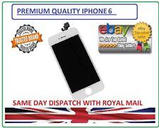 "Iphone 6 4.7"" Blanco Digitalizador Táctil Frontal OEM de calidad premium & AAA + Pantalla Lcd"