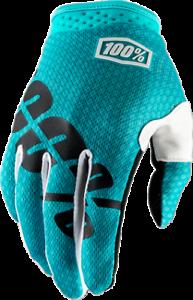 100/% Men/'s I-Track MX Gloves for Motocross Dirt Bike Choose Size /& Color