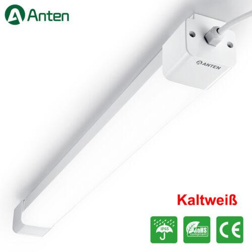 LED Feuchtraumleuchte 60//120//150 cm Wannenleuchte Keller Werkstatt Kaltweiß IP65