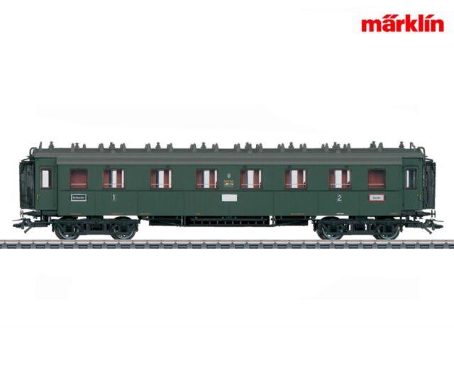 Märklin 41368 Sitzwagen 1./2. Klasse DRG