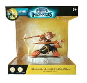 Activision-Sensei-Skylanders-Imaginators-Solar-Flare-Aurora-Spielfigur-Neu-Licht