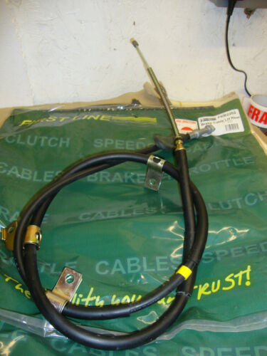 FKB2202 HAND BRAKE CABLE L//H To Fit SUBARU LEGACY 2.0i  2.2i  2.5i  1994~98