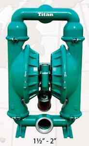 Titan t 50 2 inch air operated diaphragm pump aro versamatic wilden image is loading titan t 50 2 inch air operated diaphragm ccuart Images
