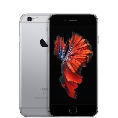 APPLE IPHONE 6s 64GB GREY ACCESSORI + GARANZIA 12 MESI RICONDIZIONATO