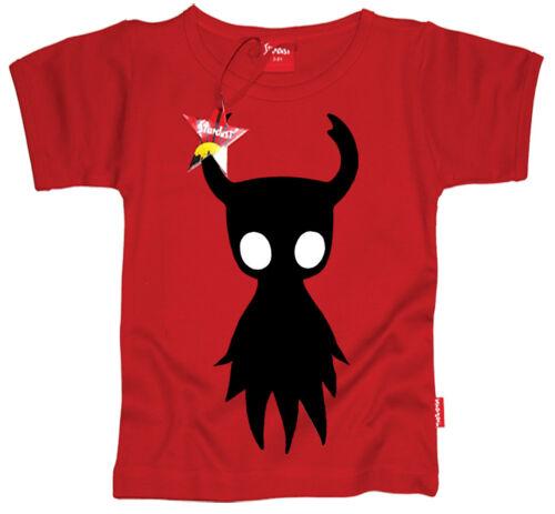 Bambini Teen Stardust Hollow Cavaliere metroidvania T-Shirt Rosso