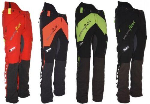 Arbortec breatheflex CLASSE 1 tipo a Motosega Forestale Pantaloni Protettivi