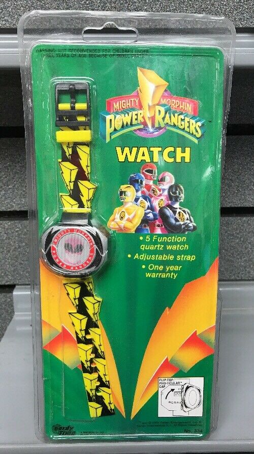 Gordy Time   Mighty Morphin Power Rangers   Pink Ranger   Kim   NEW   Ships Fast