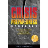 Crisis Preparedness Handbook Book Guide To Home Storage