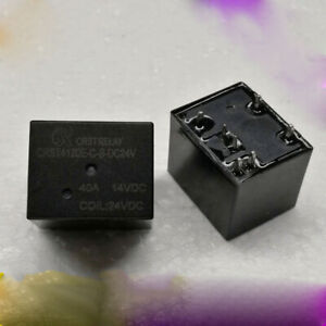 Details about 2pcs new CRST Relay VCRST4120E-C-S-DC24 24VDC 40A