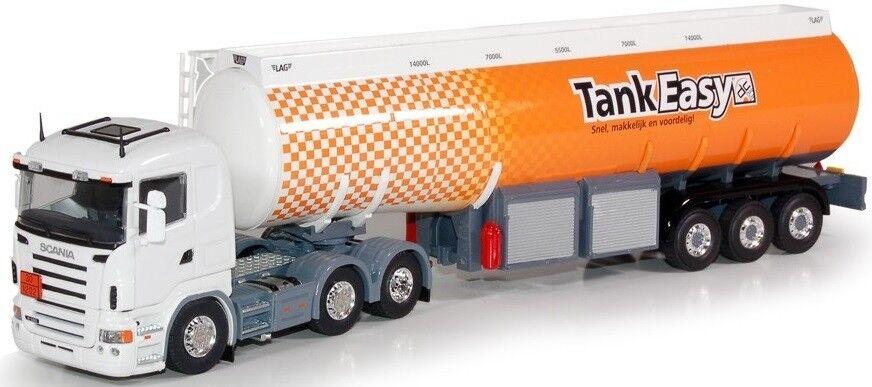 tienda TEK60727 TEK60727 TEK60727 - Camion SCANIA R et citerne transport d'essence 3 essieux aux Colors  venta mundialmente famosa en línea