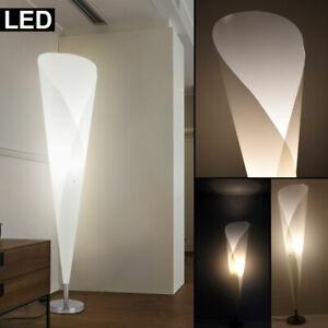 Détails sur LED Design Pied Support Lampe Luminaire Éclairage Chambre-Salon  Vestibule Bureau