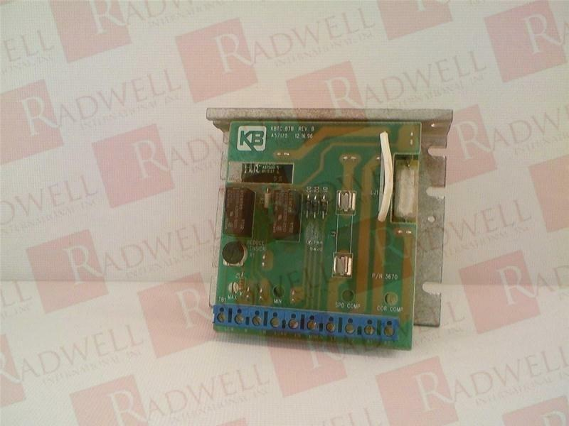 KB ELECTRONICS 30013247   30013247 (USED TESTED CLEANED)