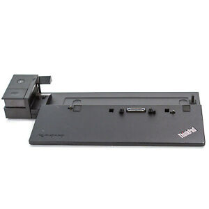 Lenovo-ThinkPad-Basic-Dock-Type-40A0-USB-3-0-Docking-Station-04W3949-No-Key-AC