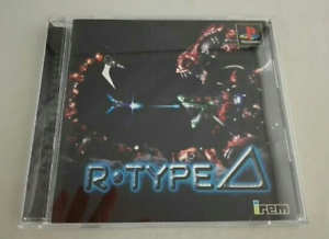 R-TYPE-DELTA-Sony-PlayStation-PS1-Japan-F-S