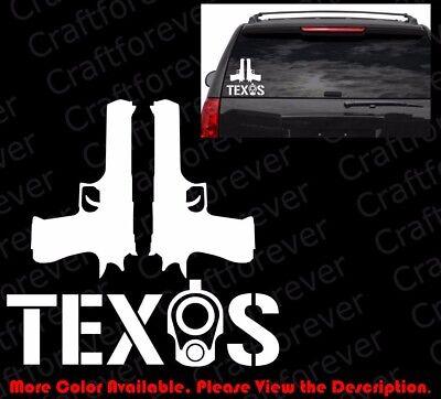 ARIZONA COLT 1911 Barrel Sticker Car Windows Decal Vinyl 2A CCW Gun Rights FA037