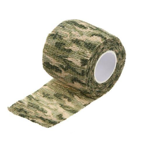 Ruban Furtif De Camouflage De Chasse De Pistolet d/'Emballage Camouflage De W8O1