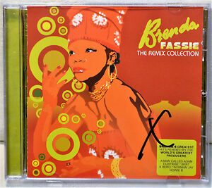 Brenda Fassie The Remix Collection CD South Africa African