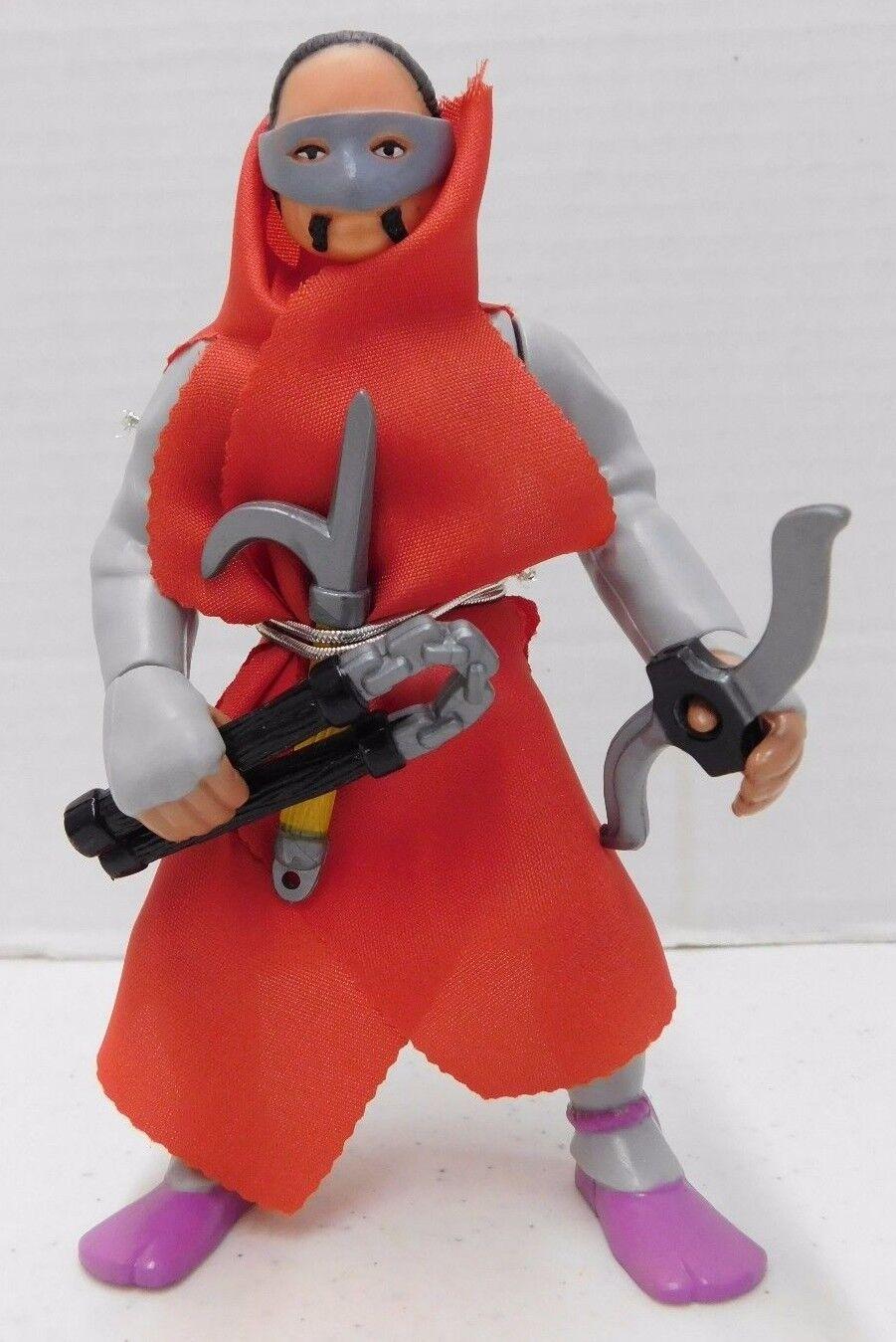 Ninja - krieger feinde des bösen scorpia - vintage - action - figur