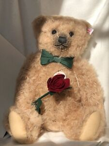Steiff Teddy Bear Romeo, fr 2012 a Ltd Ed of 1,500, Exclusively For the USA